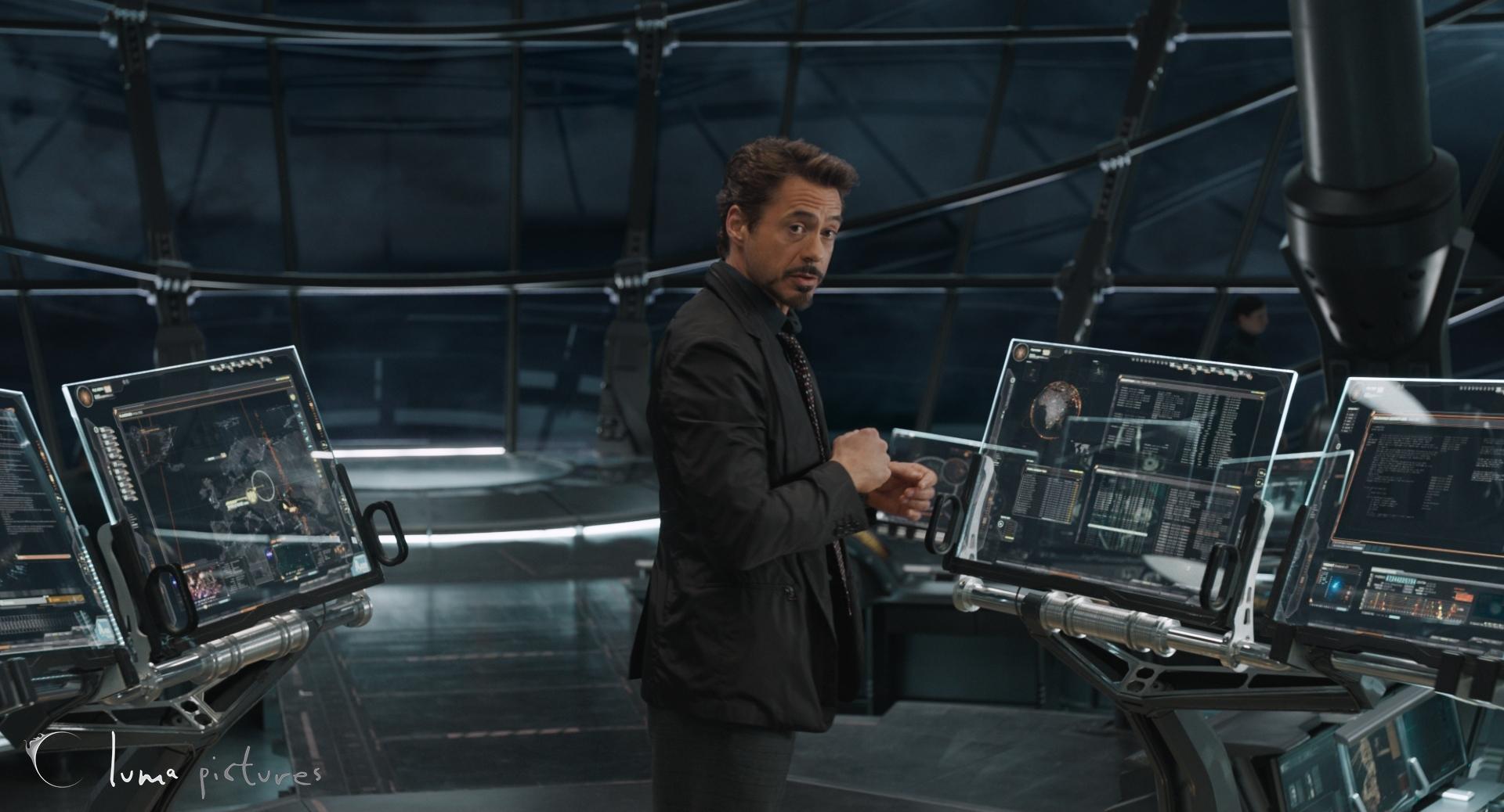 Jayse Hansen Portfolio Avengers Helicarrier Fury S
